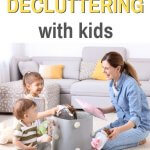 kids who struggle with decluttering
