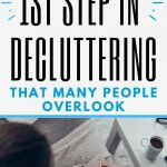 before you declutter