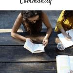 self-care, solitude, and community
