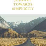 journey towards simplicity