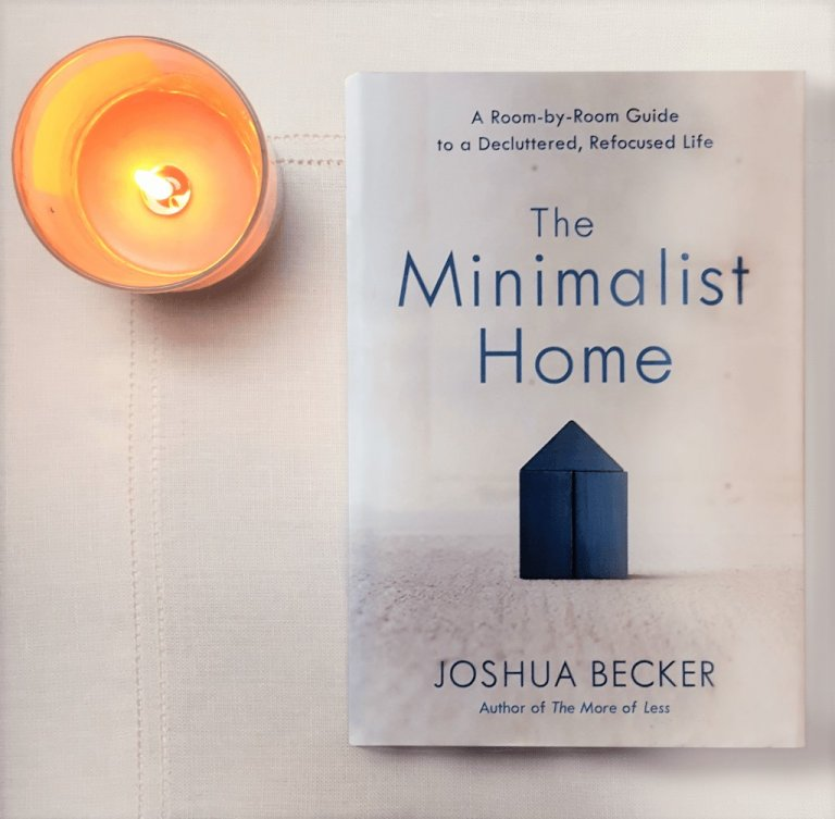 Review of The Minimalist Home by Joshua Becker