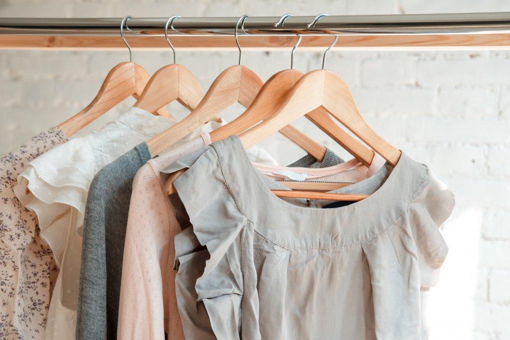 a confidence-inspiring wardrobe