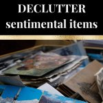 what sentimental items to keep