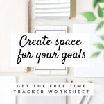 create space goals