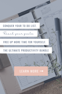 review of the Ultimate Productivity Bundle