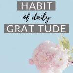 choose gratitude every day