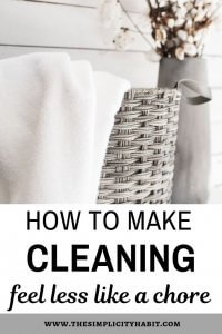 make cleaning the home almost enjoyable