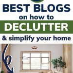 best blogs simple living, decluttering, and minimalism