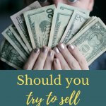 what you need to consider when selling your clutter