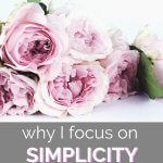 why I focus on simplicity, not minimalism
