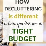 frugal decluttering what it is and how it's different
