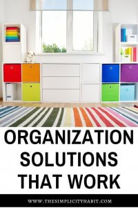 storage solutions for kids rooms