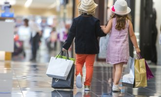 teaching kids how to live simply in a consumer culture