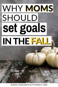 now is the best time to set new goals