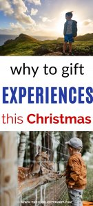 why experiences are the best gifts