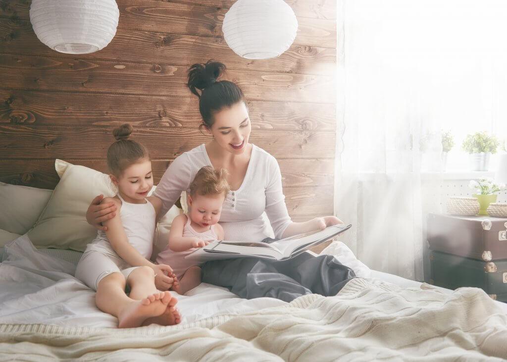 less stressed mom simplify