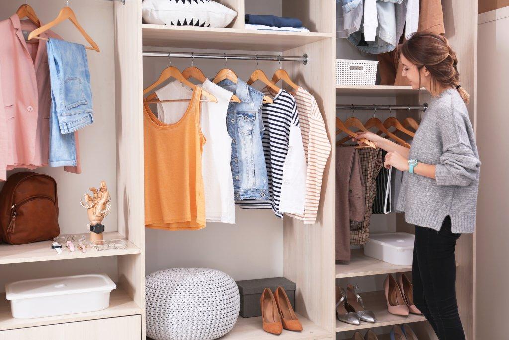a confidence inspiring wardrobe