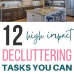easy decluttering tasks