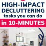 high-impact decluttering