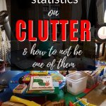 statistics on clutter