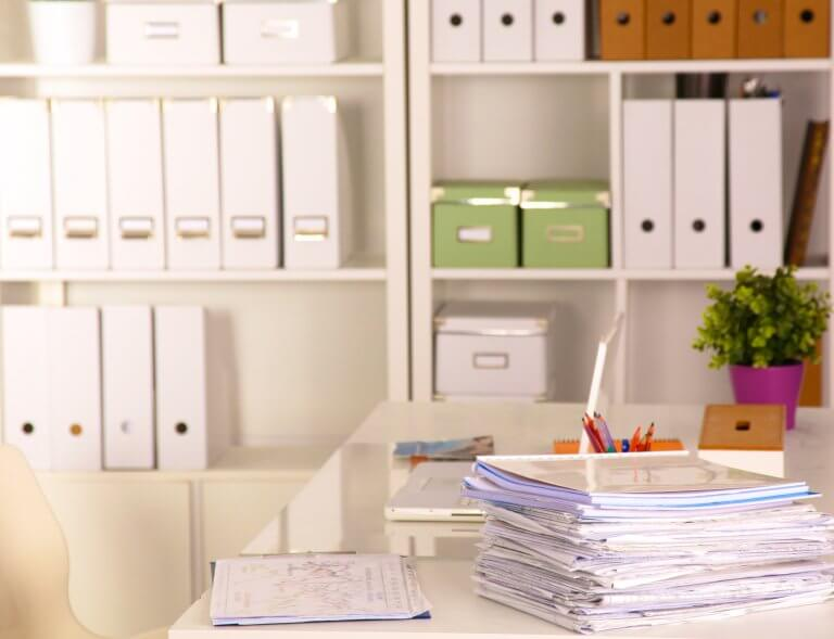 How to simplify and organize paperwork in your home