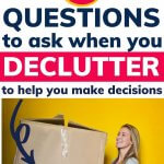 best questions to help you declutter