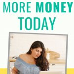 start saving more money