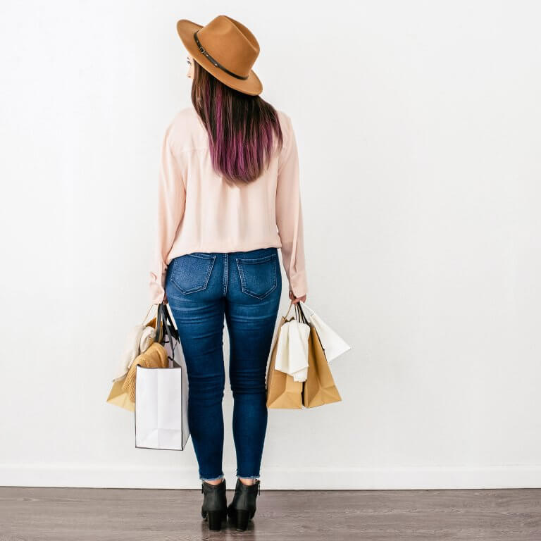 How to be more intentional with shopping