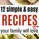 simple and easy recipes