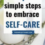 embrace self-care