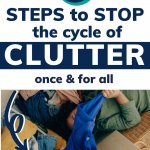 stop the cycle of clutter