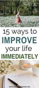 proven ways to improve your life