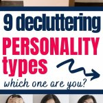 decluttering personality type