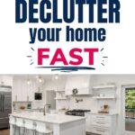 declutter home fast