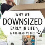 downsizing early