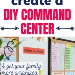creating home command center