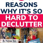 why decluttering is so hard