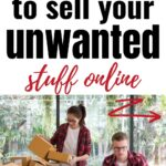 selling unwanted items online