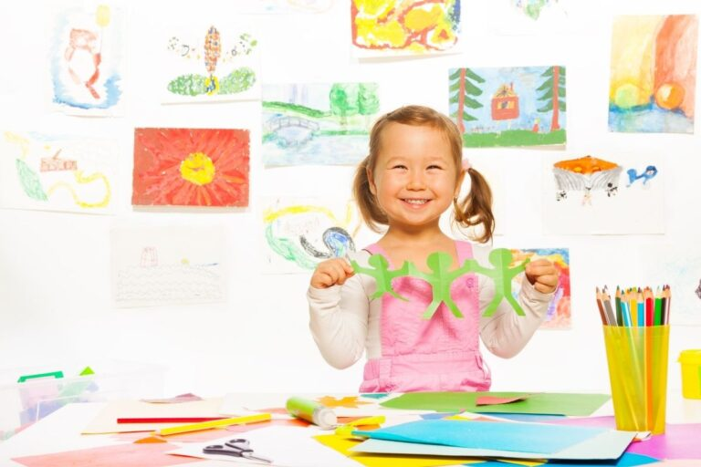 How to Preserve Kids Artwork Without Cluttering Your Home