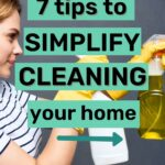 simple tips for a cleaner home