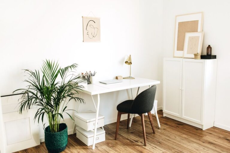 Declutter Your Home Office from Top to Bottom: A Step by Step Guide
