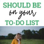 self-care should be on your to-do list
